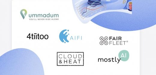 4tiitoo selected by Plug and Play Vienna!