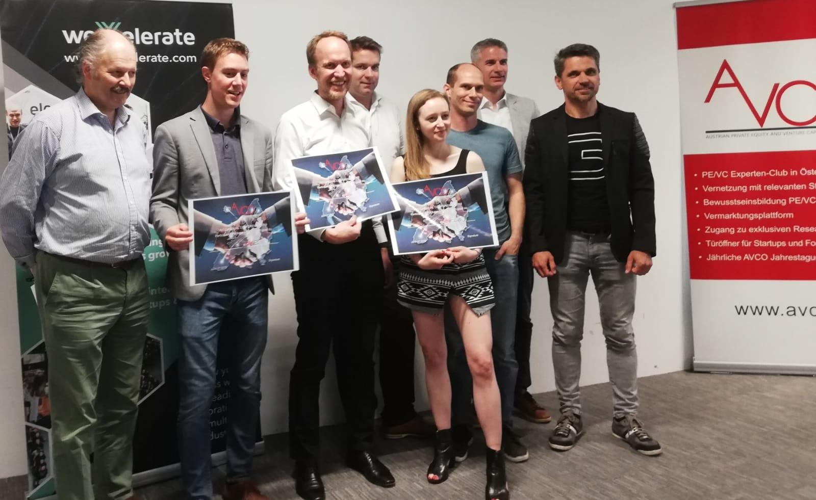 4tiitoo wins AVCO Selection Night @ weXelerate prewave