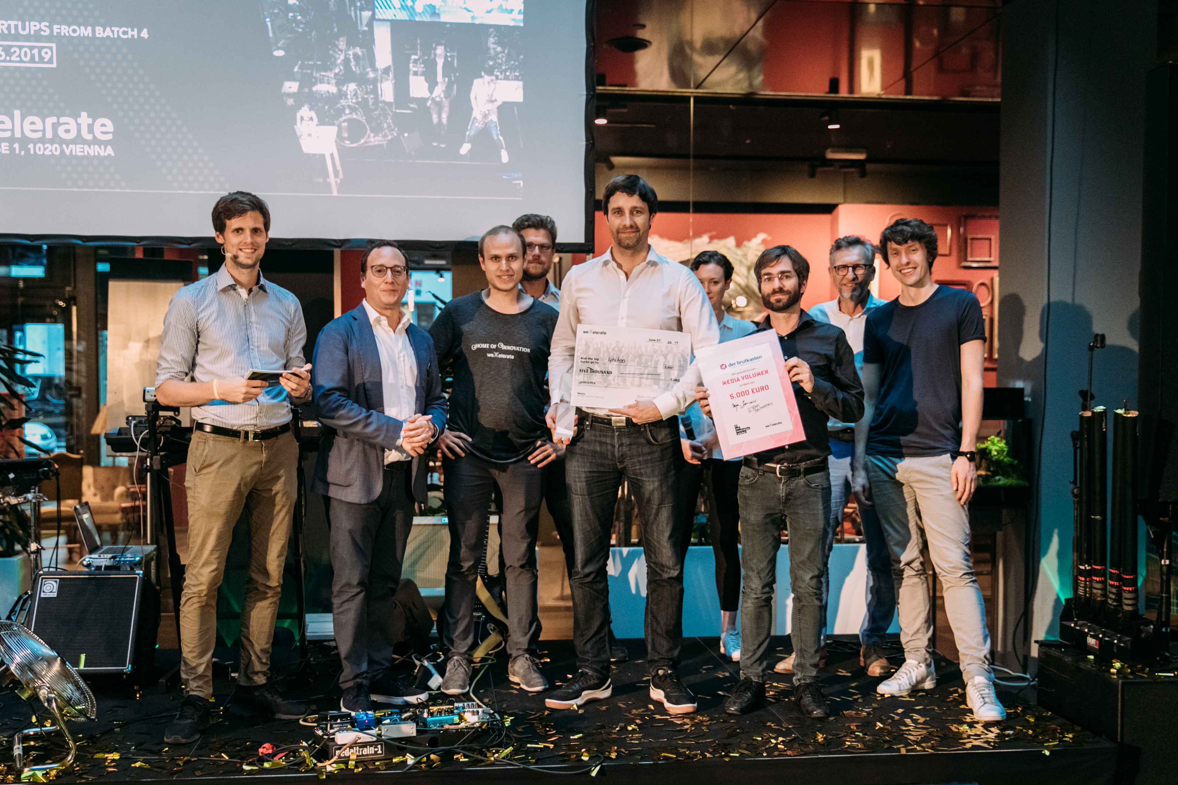 4tiitoo wins weXelerate Pitch Night
