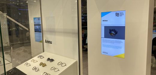 Design exhibition meets eye-tracking!